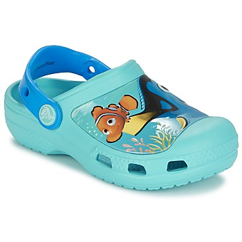 Cipők Gyerek Klumpák Crocs CC DORY CLOG Kék