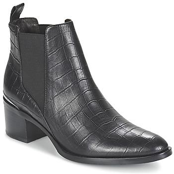 Shoes Női Bokacsizmák JB Martin EPOQUE Fekete