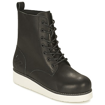 Cipők Női Csizmák Lola Ramona PEGGY Fekete