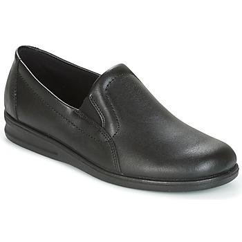Cipők Férfi Mamuszok Romika PRASIDENT 88 Fekete