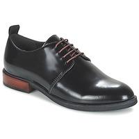 Shoes Női Oxford cipők Un Matin d'Ete DEVINE Fekete
