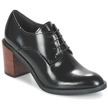 Cipők Női Bokacsizmák Un Matin d'Ete 1VEXAS Fekete