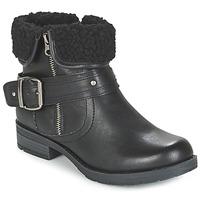 Shoes Női Csizmák Refresh CHRISTINO Fekete