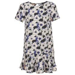Ruhák Női Rövid ruhák Suncoo CONSTANCE Sokszínű