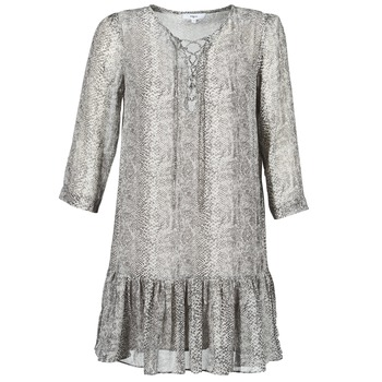 Ruhák Női Rövid ruhák Suncoo CIARA Szürke