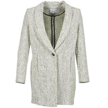 Ruhák Női Kabátok Suncoo ELOI Szürke