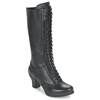 Shoes Női Városi csizmák Art HARLEM Fekete