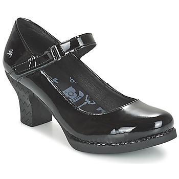 Cipők Női Félcipők Art HARLEM Fekete