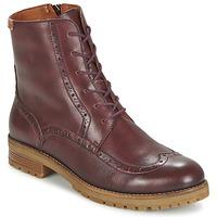 Shoes Női Csizmák Pikolinos SANTANDER W4J Barna