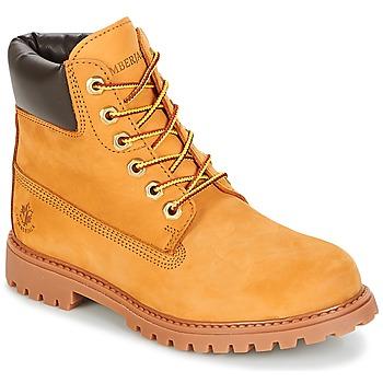 Cipők Női Csizmák Lumberjack RIVER Méz