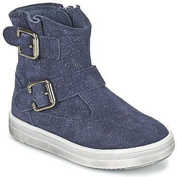 Cipők Lány Csizmák Acebo's MOULLY Kék