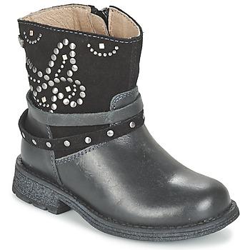 Shoes Lány Csizmák Garvalin GENILA Fekete