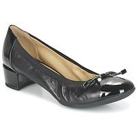 Cipők Női Félcipők Geox CAREY A Fekete