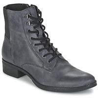Shoes Női Csizmák Geox MENDI ST B Szürke