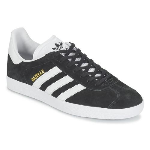 Gazelle Ingyenes Kiszállítás A Adidas Originals Fekete hu Spartoo CoexrEdBWQ