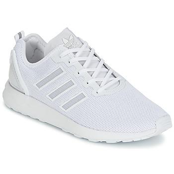 Cipők Férfi Rövid szárú edzőcipők adidas Originals ZX FLUX ADV Fehér