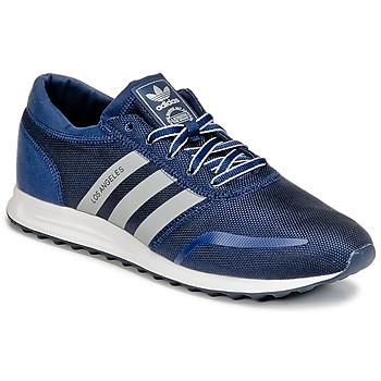 Shoes Férfi Rövid szárú edzőcipők adidas Originals LOS ANGELES Tengerész