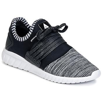 Cipők Rövid szárú edzőcipők Asfvlt AREA Fekete  / Szürke