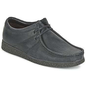 Cipők Férfi Oxford cipők Base London LEGACY Fekete