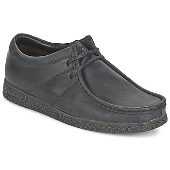 Shoes Férfi Oxford cipők Base London LEGACY Fekete