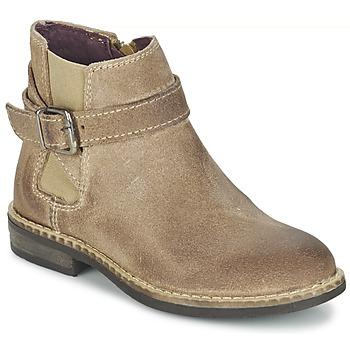 Cipők Lány Csizmák Mod'8 NEL Bézs