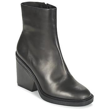 Cipők Női Bokacsizmák Robert Clergerie BABE Fekete