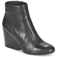 Cipők Női Bokacsizmák Robert Clergerie TOOTS Fekete