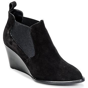 Cipők Női Bokacsizmák Robert Clergerie OLAV Fekete