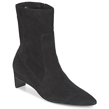 Cipők Női Bokacsizmák Robert Clergerie ADMIR Fekete