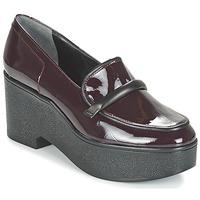 Cipők Női Mokkaszínek Robert Clergerie XOCOLE Bordó