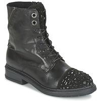 Cipők Női Csizmák Tosca Blu KATE Fekete