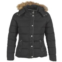 material Női Steppelt kabátok Kaporal TENDE Fekete