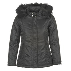 Ruhák Női Steppelt kabátok DDP FUNAPI Fekete