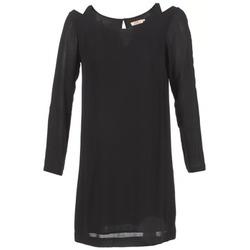 Ruhák Női Rövid ruhák DDP CRAPOU Fekete