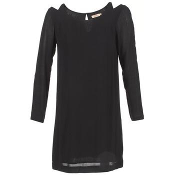 material Női Rövid ruhák DDP CRAPOU Fekete