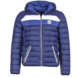 material Férfi Steppelt kabátok Sergio Tacchini KODY JACKET Kék