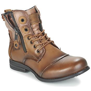 Shoes Női Csizmák Bunker SARA Barna