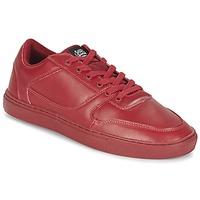Cipők Férfi Rövid szárú edzőcipők Sixth June SEED ESSENTIAL Piros