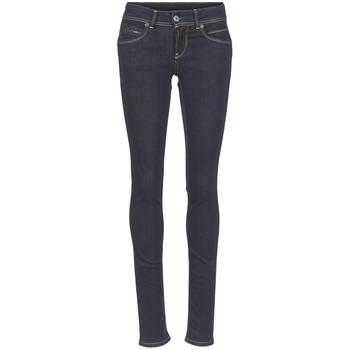 Ruhák Női Slim farmerek Pepe jeans NEW BROOKE M15 / Kék / Bruttó