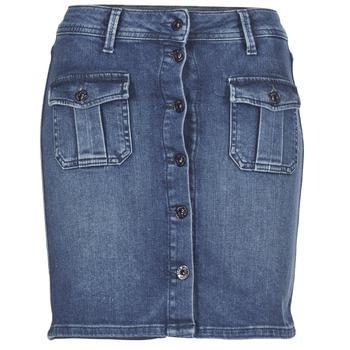 Ruhák Női Szoknyák Pepe jeans SCARLETT Kék
