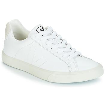 Cipők Rövid szárú edzőcipők Veja ESPLAR LT Fehér
