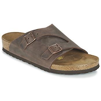 Cipők Papucsok Birkenstock ZURICH Barna