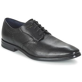 Cipők Férfi Oxford cipők Daniel Hechter CHAFFA Fekete