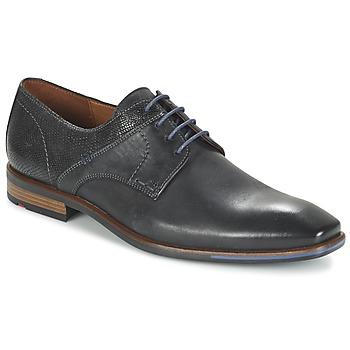 Shoes Férfi Oxford cipők Lloyd DAMIEN Fekete