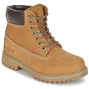 Cipők Női Csizmák Coolway BASIL Méz