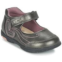 Shoes Lány Balerina cipők / babák Chicco CINDRA Szürke