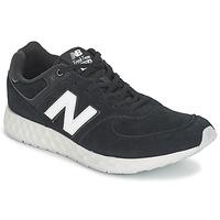 Cipők Rövid szárú edzőcipők New Balance MFL574 Fekete  / Szürke