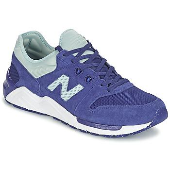 Cipők Férfi Rövid szárú edzőcipők New Balance ML009 Kék