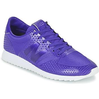 Cipők Női Rövid szárú edzőcipők New Balance WL420 Lila
