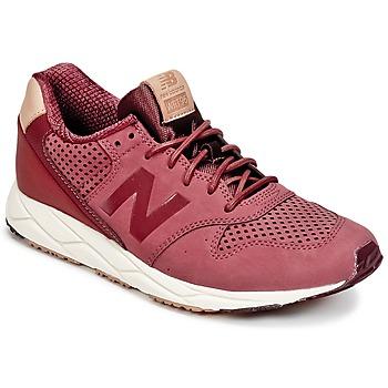 Cipők Női Rövid szárú edzőcipők New Balance WRT96 Piros